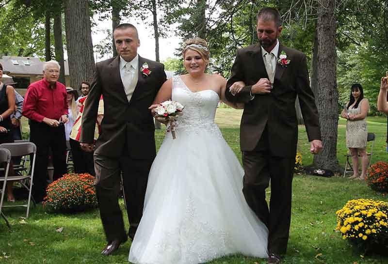 Поздравления невесты от отчима невесты на свадьбе