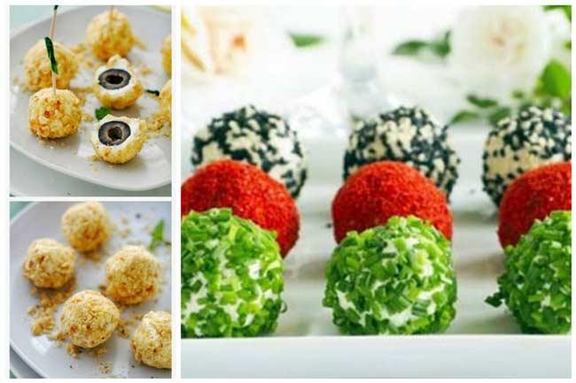 15 интересных идей для вкусных и оригинальных закусок!